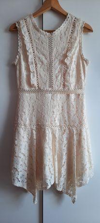 NOWA Sukienka koronkowa Danity Paris