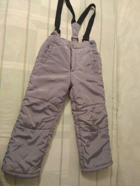 Продам штаны зимние