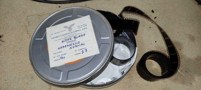 Caixas de Filmes Antigos 35mm
