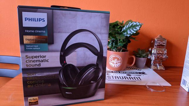 Słuchawki Philips SHD8850 kino domowe