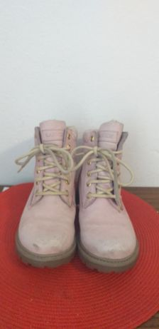 Ròżowe buty dla dziewczynki lasocki rozmiar 35