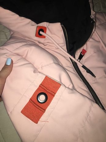Куртка весення подростковая женская