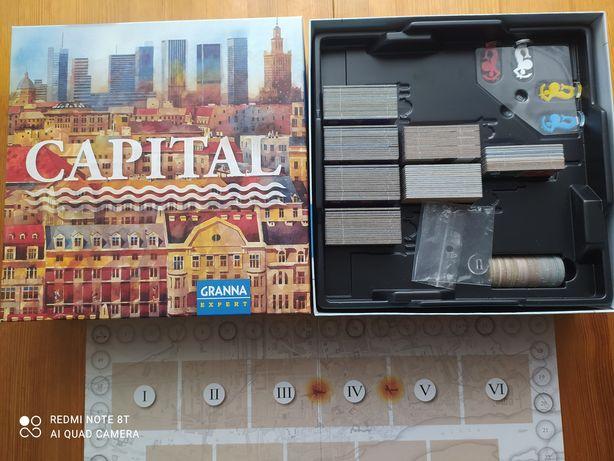 Gra Capital ( nowa bez foli)