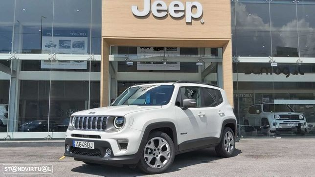 Jeep Renegade (Renegade 1.0 T Limited)