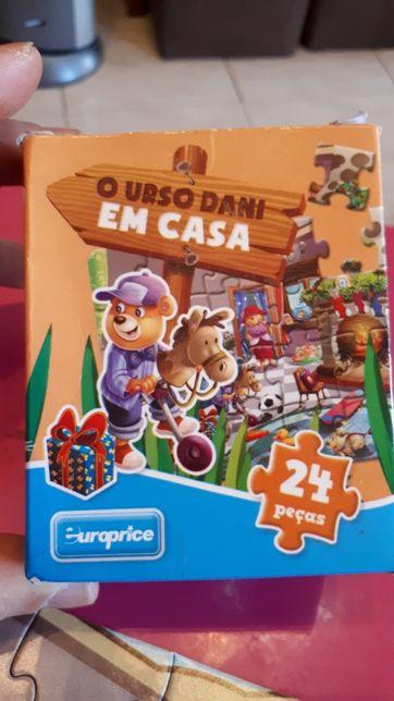 Puzzle 24 peças