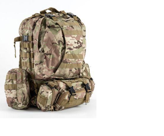 Plecak turystyczny Wojskowy48L z nerka 3,5 L