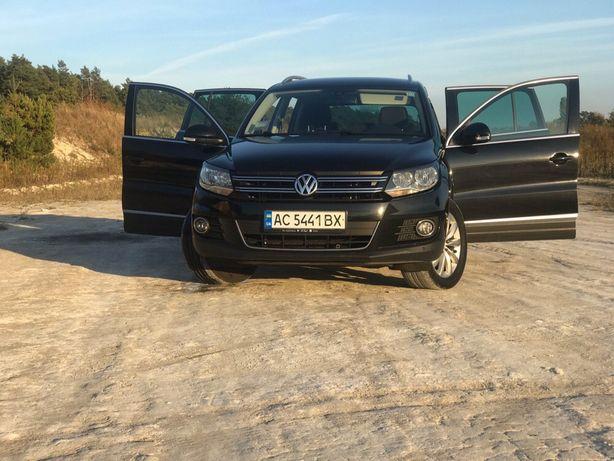 VW Tiguan 2.0 TDI 12 місяць 2012 року рестайлінг