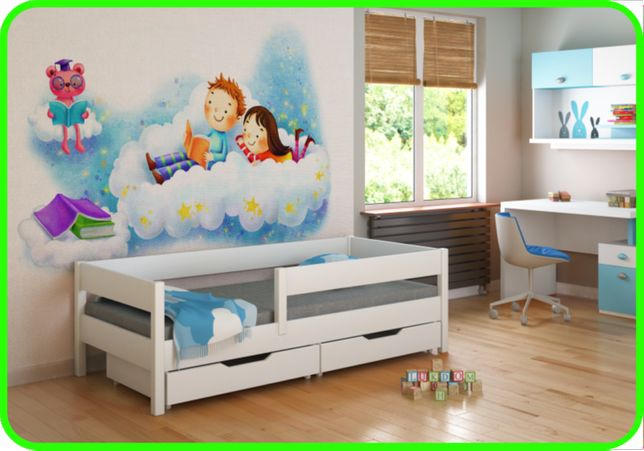 Кроватка детская подростковая модель MIX -Польша !! -Ха