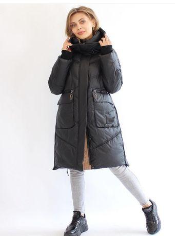 Пуховик зимняя куртка тинсулейт
