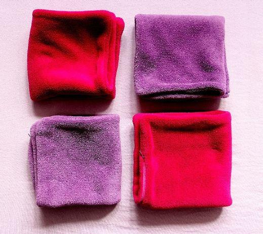 pokrowce na poduszki - 4 sztuki