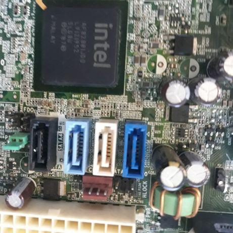 материнська плата sp462432-001, плюс проц Intel Core 2 Duo E6550
