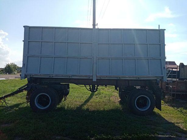 Продам прицеп КамАЗ ГКБ 8527 (самосвал)