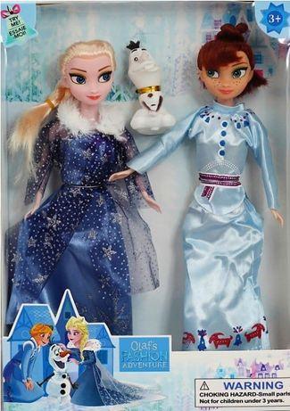 Kraina Lodu 2 lalki Anna Elza oraz Olaf Tylko wysyłka