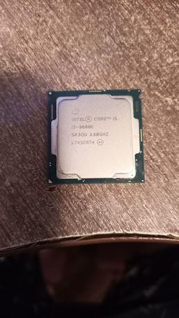 Продаю процессор i5 8600k