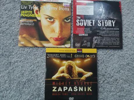 Filmy dvd zapaśnik ukryte pragnienia soviet story zestaw