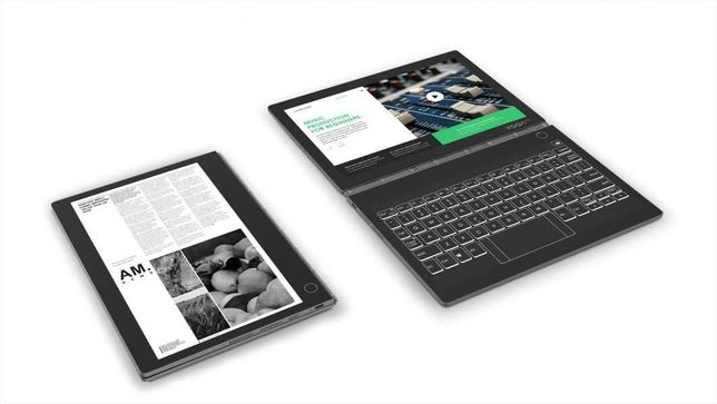 LENOVO Yoga Book C930 Dual E-ink 10.1'