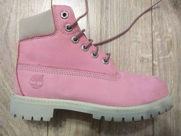 Timberland Premium in 6 Pink 34
