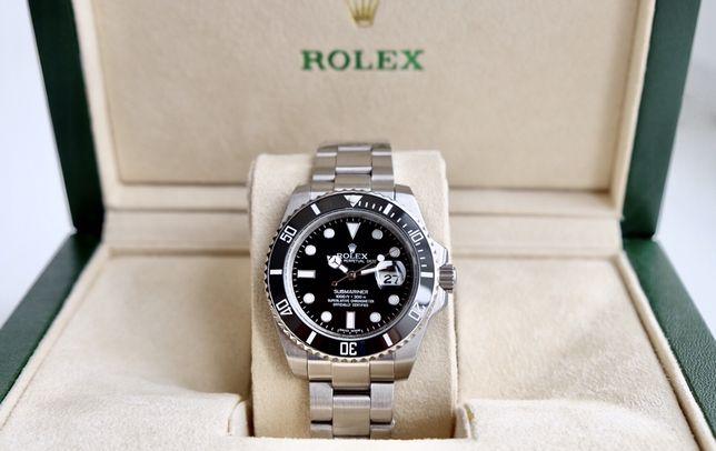 Rolex Submariner Silver механические наручные часы Япония