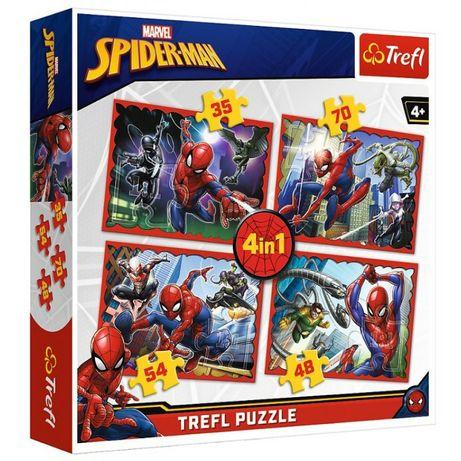 Puzzle Spider-Man NOWE!