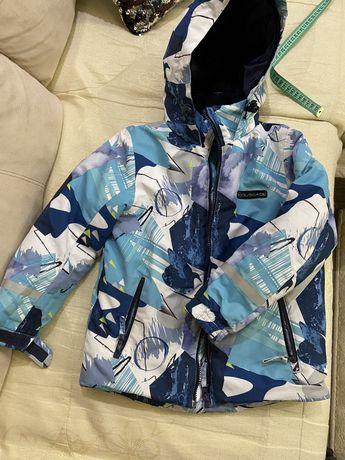 Деьская лыжная куртка