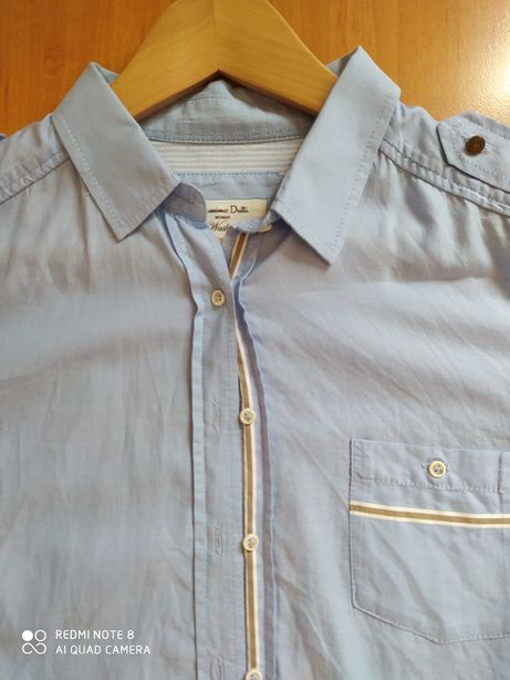 Camisa Massimo Dutti 42