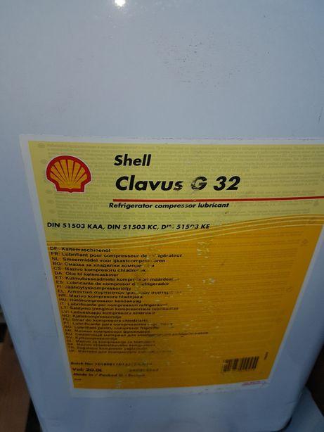 Olej do sprężarek chłodniczych shell