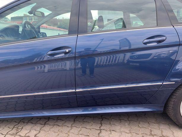 Mercedes b klasa w245 DRZWI lewe tył niebieskie lakier 240 częśc ŁADNE