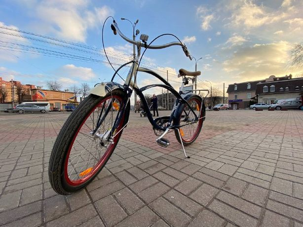 Распродажа - Городской велосипед Electra Super Deluxe новый
