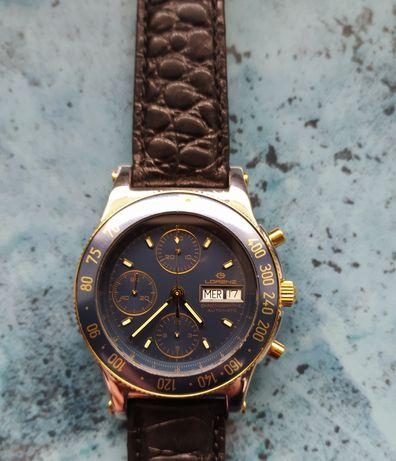 Lorenz Chronograph Automatic Diver Valjoux 7750.