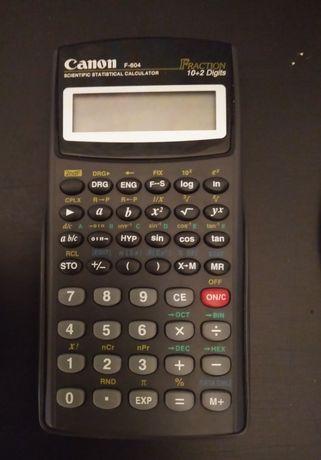 Calculadora científica a funcionar ótimo estado