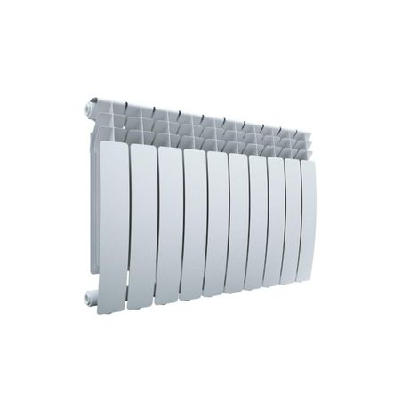 Grzejnik aluminiowy Catalonia Idmar półokrągły