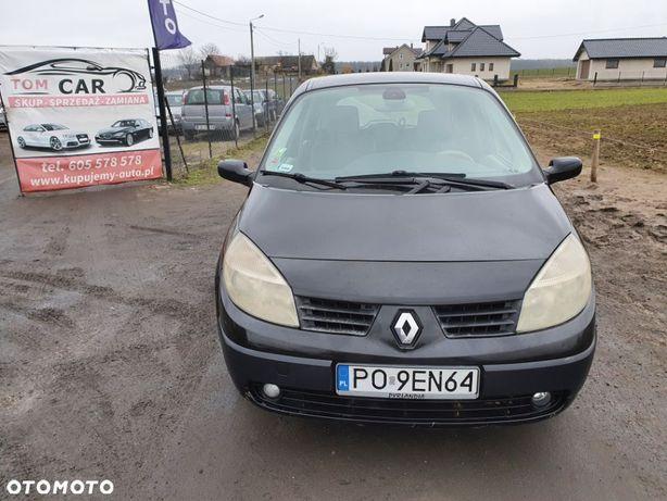 Renault Scenic GRAND SCENIC II ** 1.9DCi ** 6 Biegów ** 100 AUT w OFERCIE **