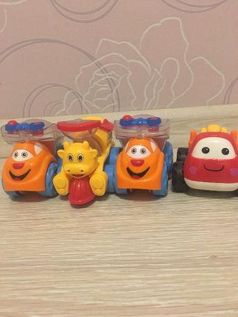Машинка Huile Toys,Kijoy car