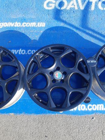 GOAUTO комплект дисков Germany 5/98 r17 et25 7j dia58.1 в идеальном со
