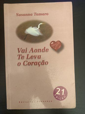 Vai aonde te leva o coração - Susanna Tamaro