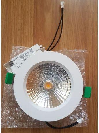 Lampa podtynkowa LED 12W