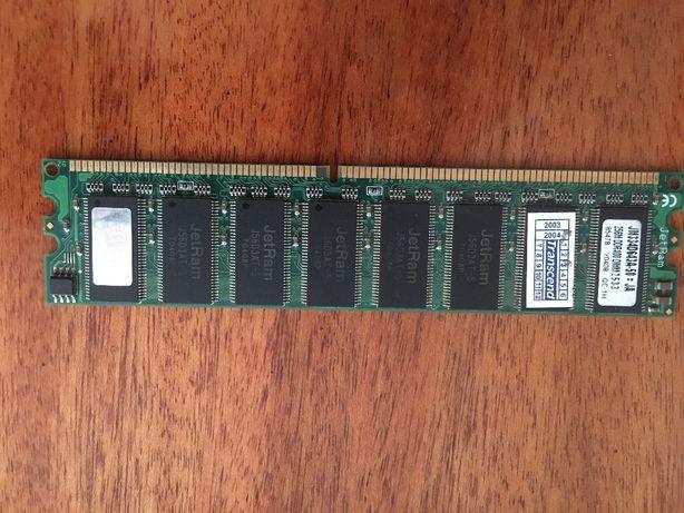 Оперативная память DDR 400 256 Mb - 2 шт.