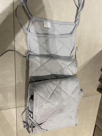 Ochraniacz na łóżeczko Effii 70x140