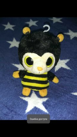 Супер глазастик пчеленок, жужжит