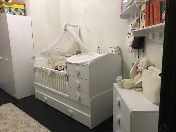 Продам детскую кроватку-трансформер и люльку Cilek (Чилек). Новые.