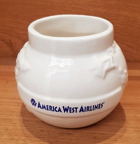 America West Airlines kubek do kawy