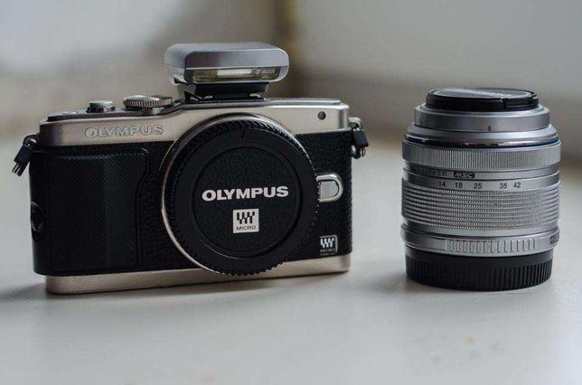 Olympus PEN E-PL5 Kit