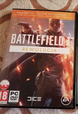 Battlefield 1 gra na komputra