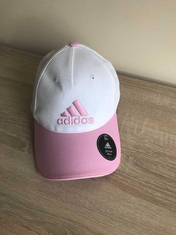Czapka z daszkiem Adidas damska roz. 58 cm
