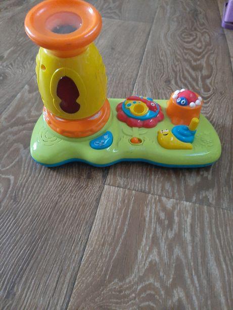Музична інтерактивна іграшка мікроскоп