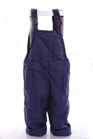 Полукомбинезон зимний синий 28527