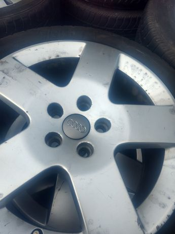 "Alufelgi Audi 17""5x112 ET 56"