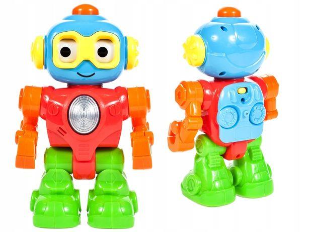 Interaktywny robot+interaktywny młotek Fisher Price