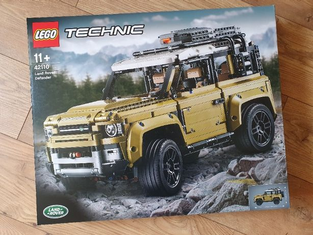 Lego Technic 42110 Land Rover Defender Klocki Nowe