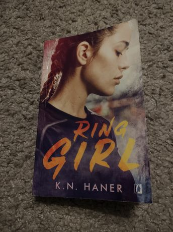 K. N. Haner 'Ring Girl'